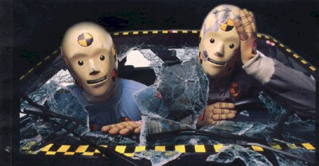 80s Advertising The Crash Test Dummies Rediscover The 80s